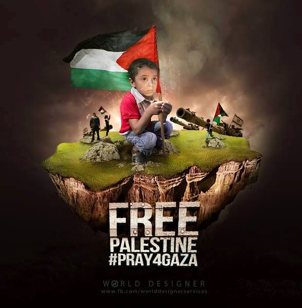 Pray For Gaza Freedom For Palestin