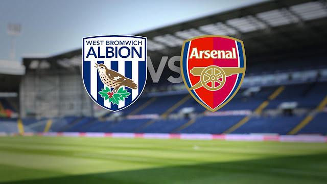 مشاهدة مباراة وست بروميتش ألبيون و آرسنال كاملة بتاريخ 21-11-2015 West Brom vs Arsenal