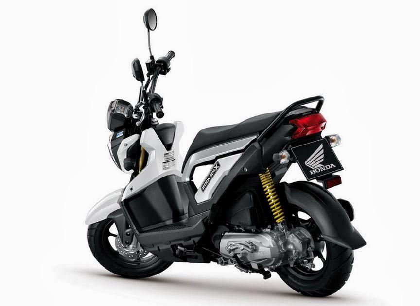 Honda Zoomer-X spec - Motor Lovers