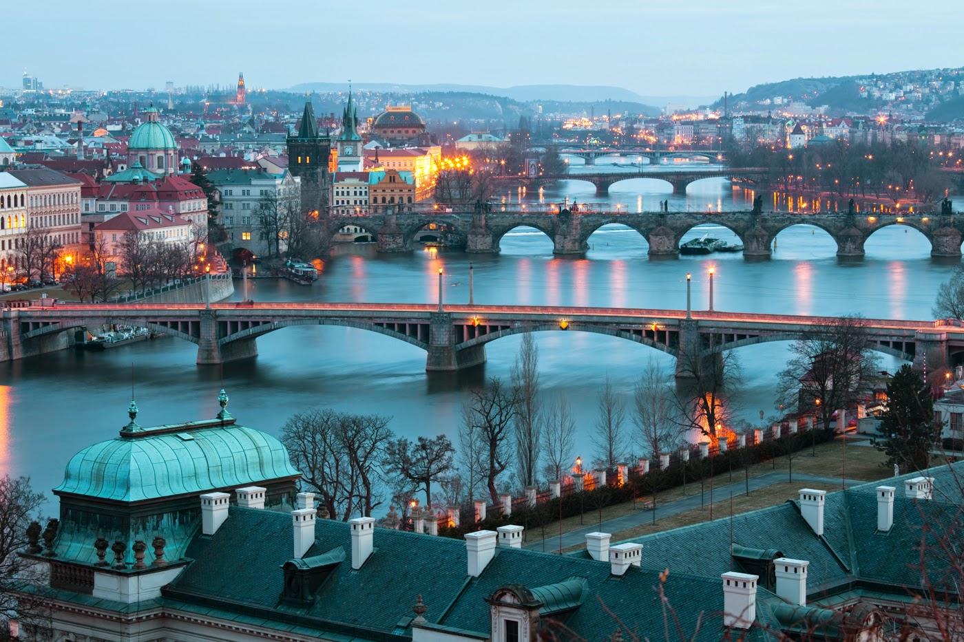 Prag, Tjekkiet