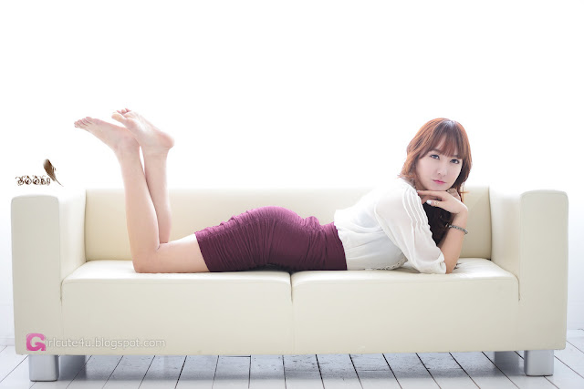 5 Elegant Yoon Seul -Very cute asian girl - girlcute4u.blogspot.com