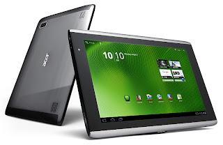 acer iconia merupakan tablet android honeycomb terbaik termurah