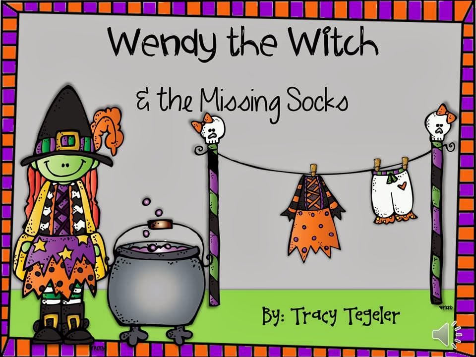 http://www.teacherspayteachers.com/Product/Wendy-the-Witch-eBook-with-Audio-Printable-Book-Activity-Pack-936178