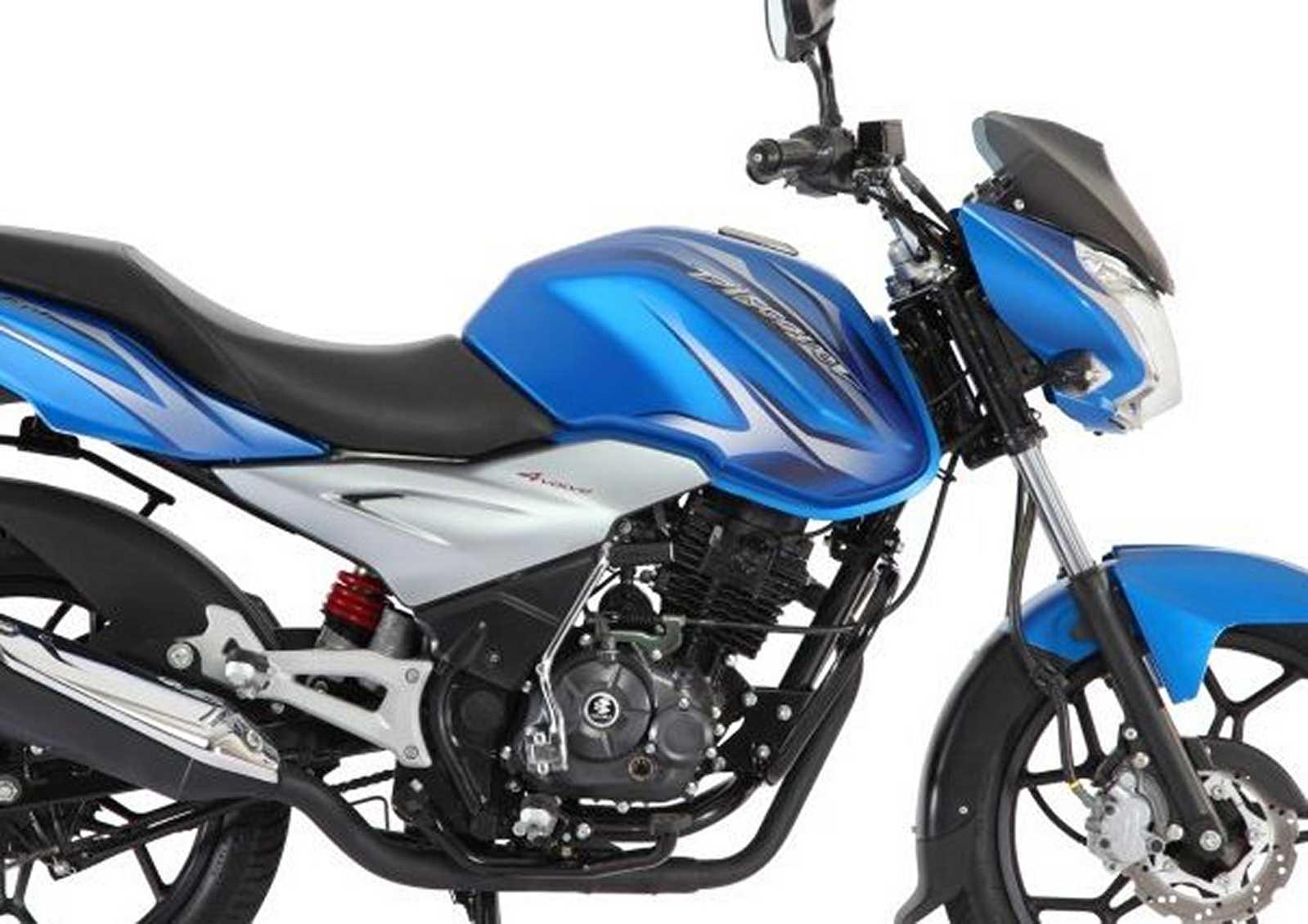 Bajaj Discover 125cc Red