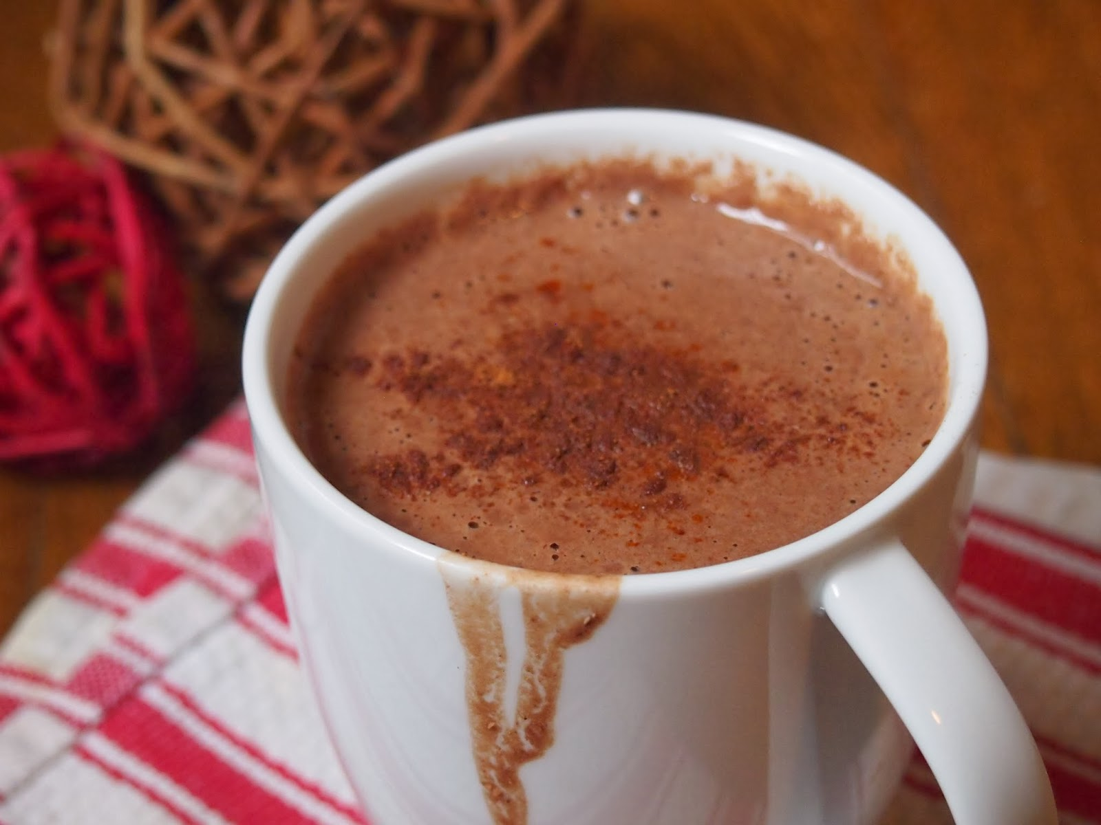 Mexican Hot Chocolate Recipe — Dishmaps