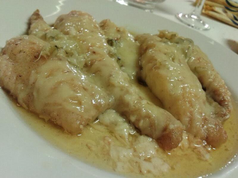 Extraña mezcla, pescado, pepinillos y queso fundido - CERRADO | dndcomer