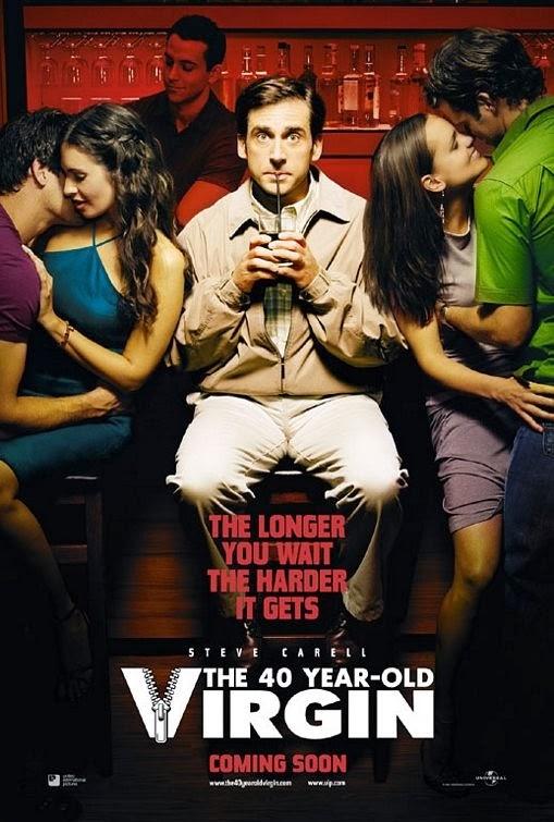 Virgen a los 40 (2005)