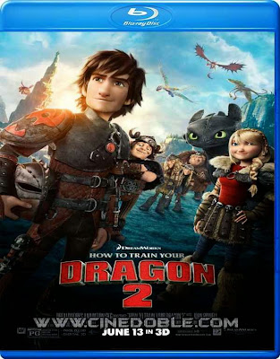 como entrenar a tu dragon 2 2014 720p espanol subtitulado Como entrenar a tu Dragon 2 (2014) 720p Español Subtitulado