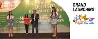Grand Launching FASTRAVEL