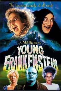 Frankenstein Trẻ - Young Frankenstein