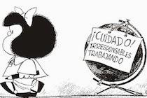 Sou fã: Mafalda!