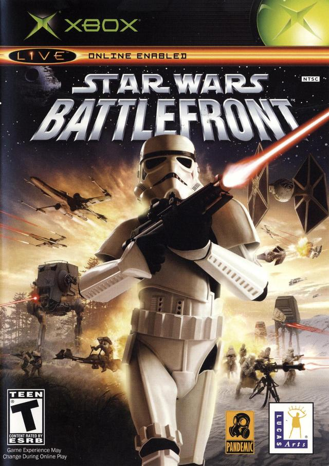 rpg, movie, adventure,Star Wars Xbox 360 Star+Wars+Battlefront