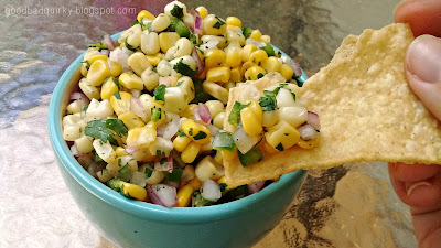 Corn Salsa (better than Chipotle!!)