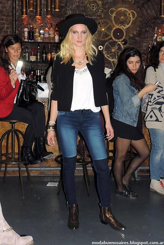 Moda Jeans primavera verano 2015 Argentina, Inédita colección.