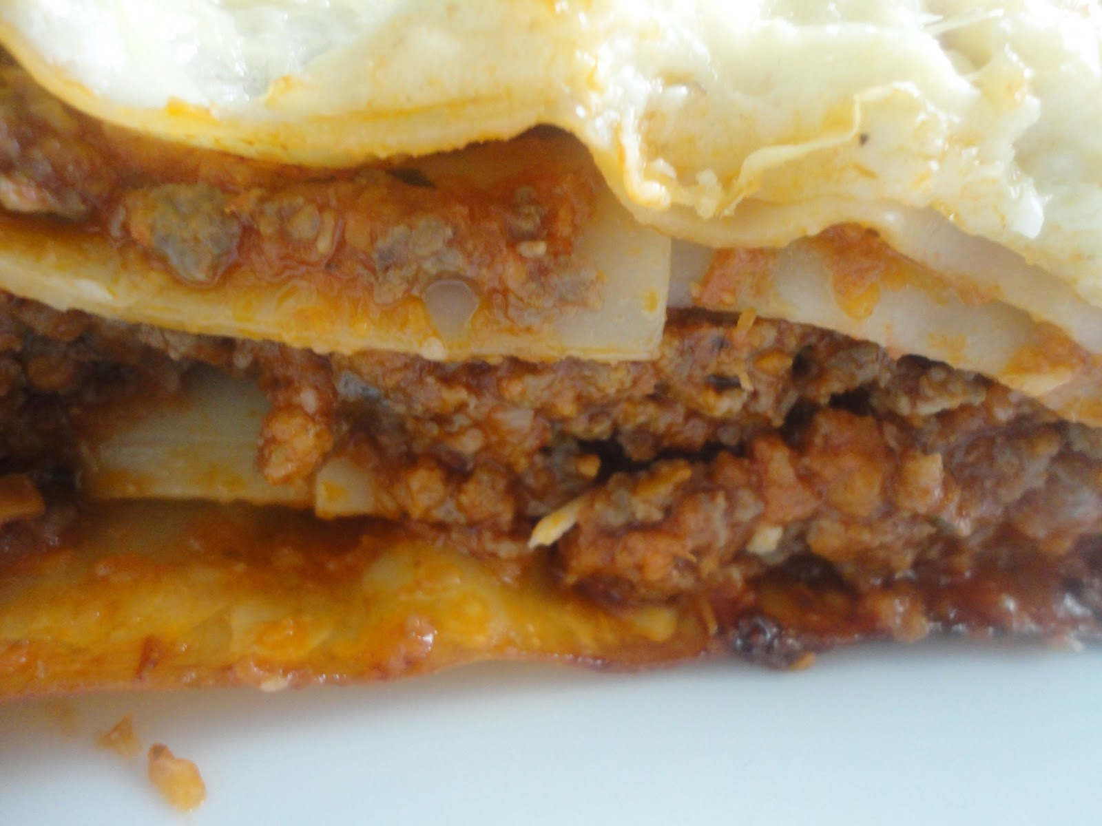 COCER & CANTAR : Lasagna alla bolognese