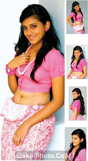 Shanudri Priyasad Sri Lankan Actress
