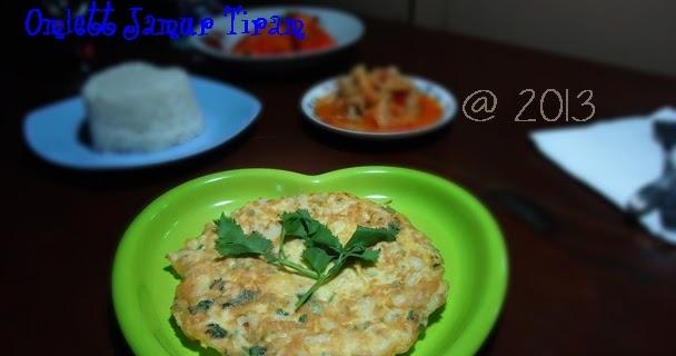 Delicheous Cakery: Omelette Keju Jamur Tiram