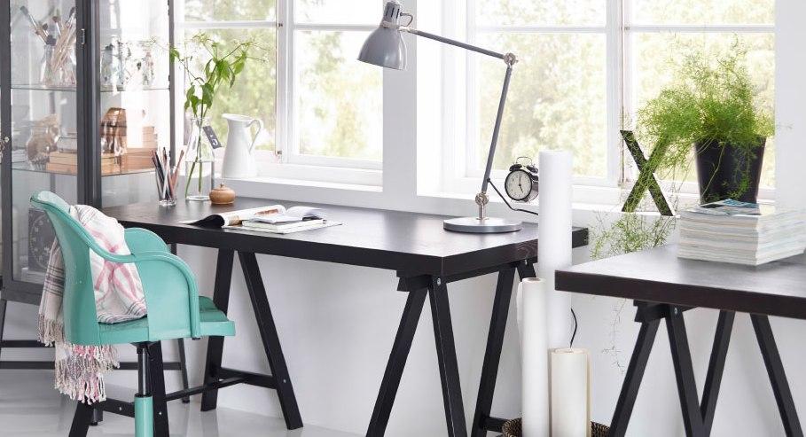 Enfim resolvido 5 ideias para mudar a casa gastando pouco for Ikea mesas de estudio precios