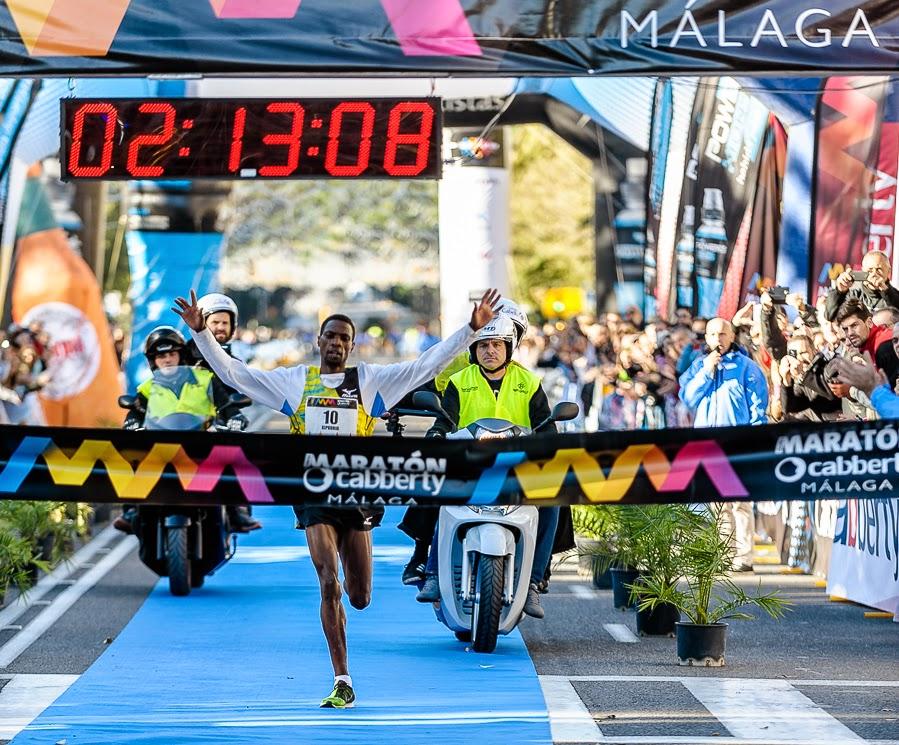deporte-andalucía-maraton-malaga-2014-kipkorir
