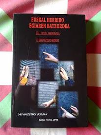 Euskal Herriko Egiaren Batzordea.