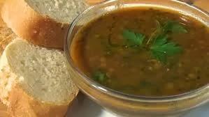 sopa, comida casera, hábitos saludables