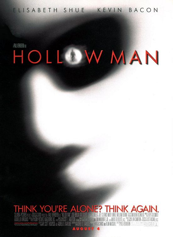 Hollow Man (O Homem Sem Sombra), EUA 2000