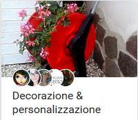 Decorazione & Personalizzazione oggetti
