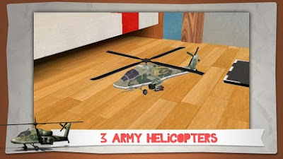 Helidroid Battle PRO : Copter Apk Android