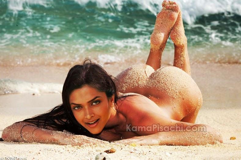 Actress Deepika Padukone Nude