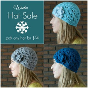 Winter Hat Sale