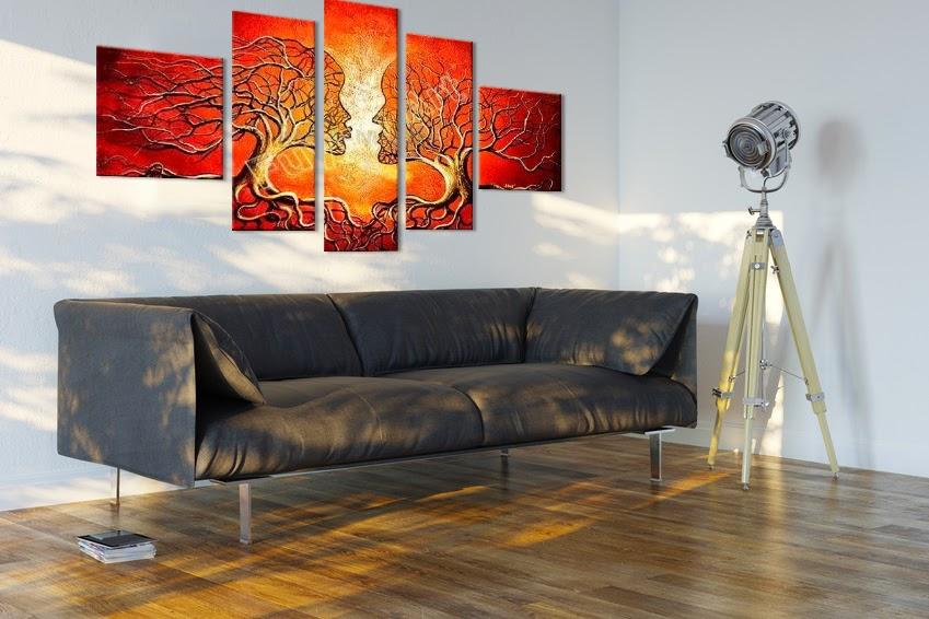 Design www artwall and co com ou vous trouverez des peintures abstraites et autres tableaux tendances comme cette toile moderne à prix très attractifs