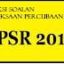 Koleksi Soalan Peperiksaan Percubaan UPSR 2014