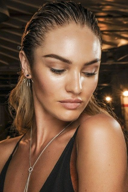 Candice Swanepoel shares Bikini body secrets, Talks Gracefully on Vogue.co.uk
