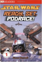 bookcover of STAR WARS Ready, Set, Podrace!