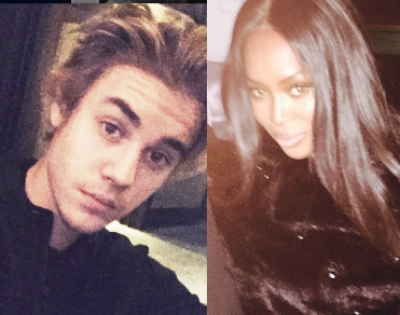 Justin e Naomi foto