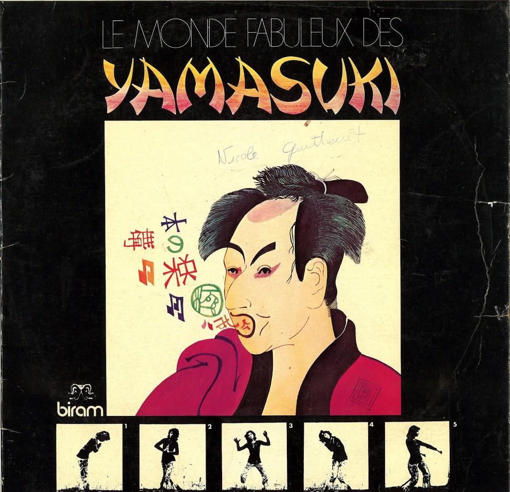 Le Monde Fabuleux des Yamasuki – Yama Yama