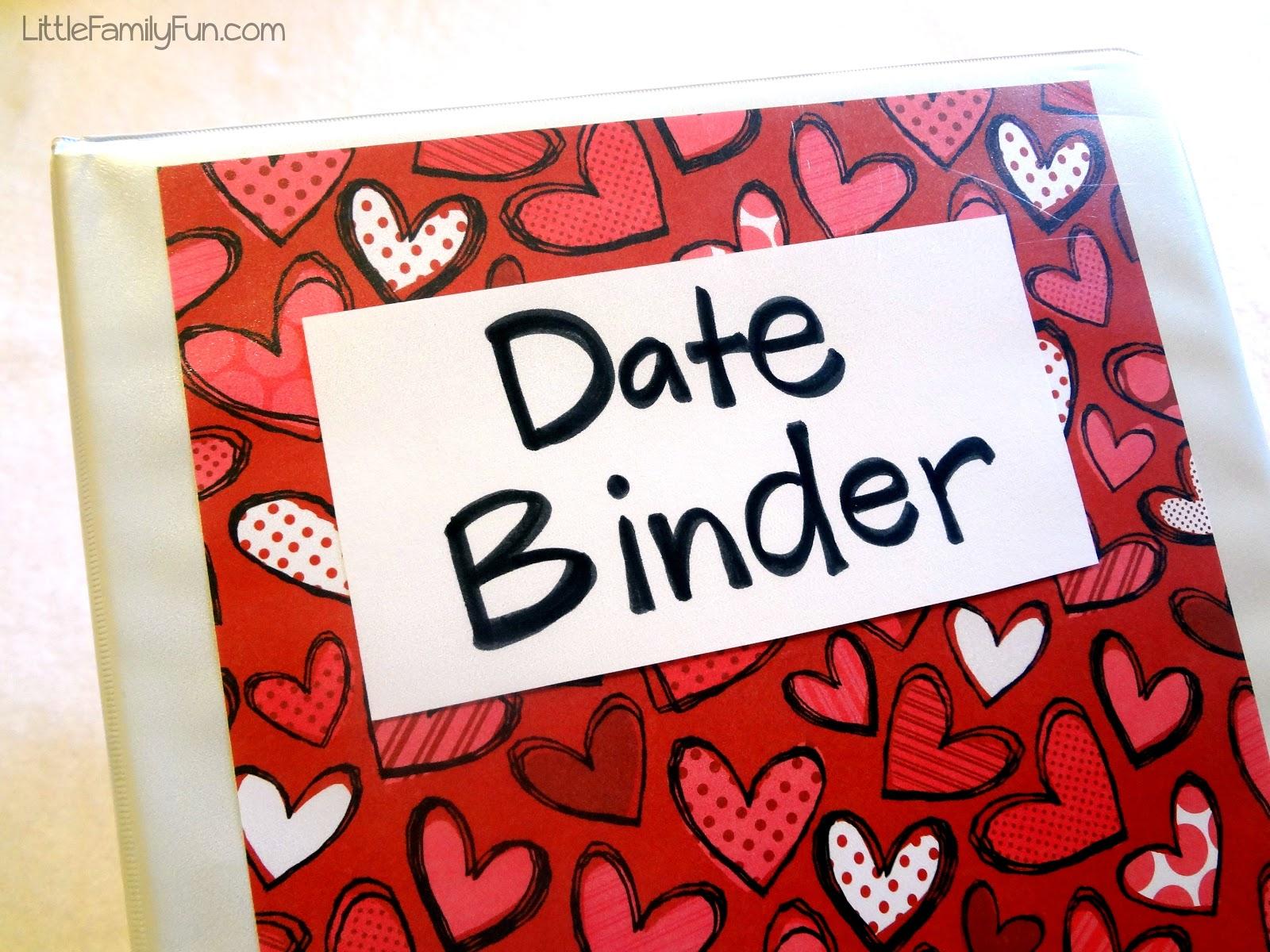 Binder dating