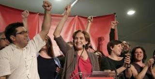 Ισπανία: Εισβολή Podemos – Ιστορική νίκη σε Βαρκελώνη και Μαδρίτη