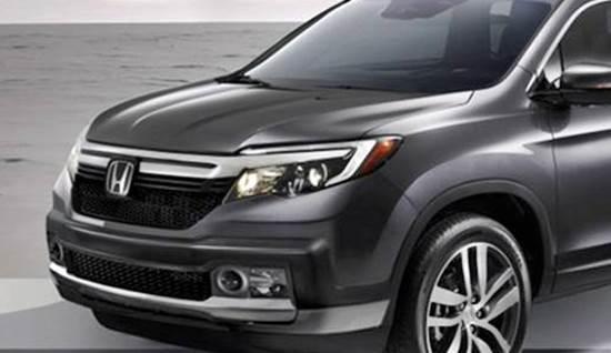 2017 Honda Ridgeline Towing Capacity