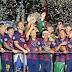 Em grande final, Barcelona vence a Juventus e garante sua quinta Liga dos Campeões
