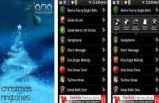 Ringtones de navidad para Android: Aria Christmas Ringtones