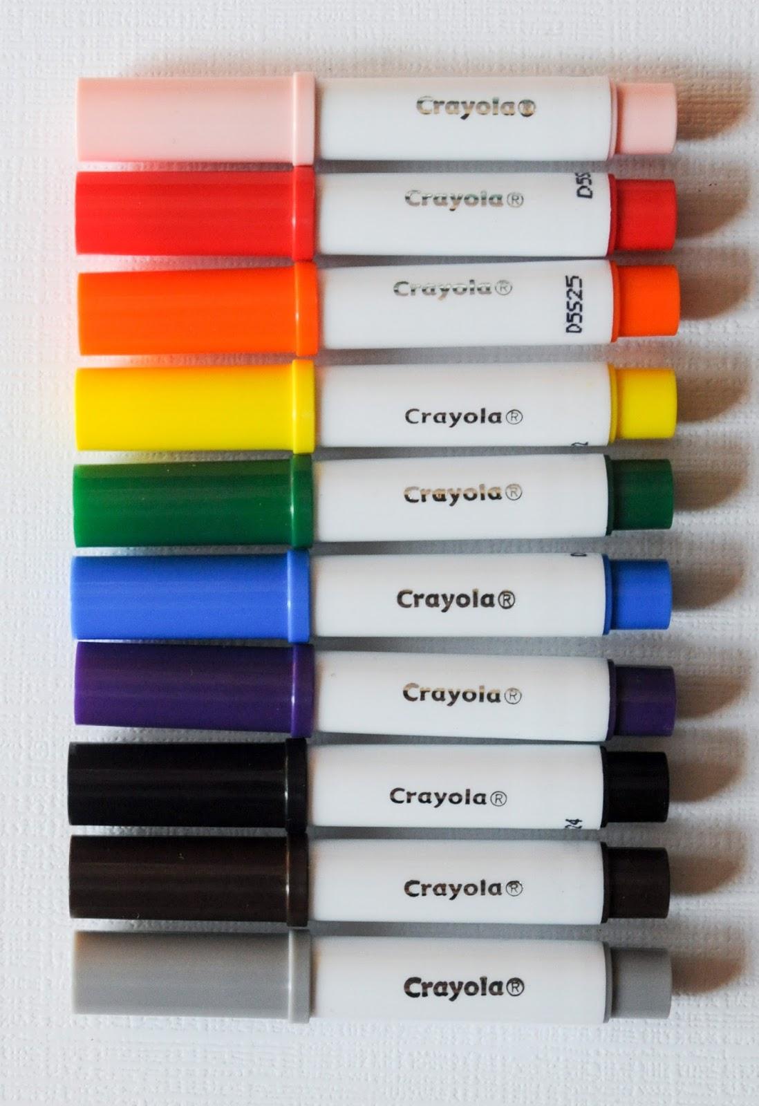 Purple Crayola Crayon 10 Count Crayola Might...
