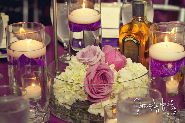Wedding planning ideas march 2012 - Simple cheap wedding table decorations ...