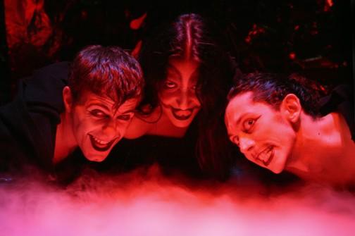 Spettacoli teatrali a Milano: Macbeth Inferno di Corrado d'Elia inserito in invito a Teatro