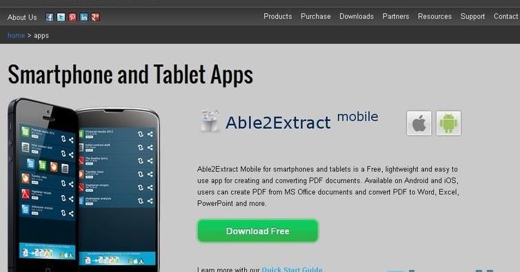 3 applications gratuites pour convertir vos documents - Telecharger open office gratuit pour tablette android ...