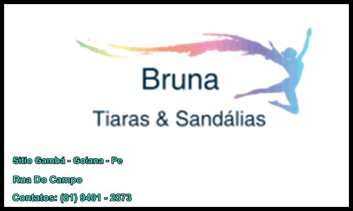 Divulgação: Bruna Tiaras e Sandálias, Decorações de Qualidades.