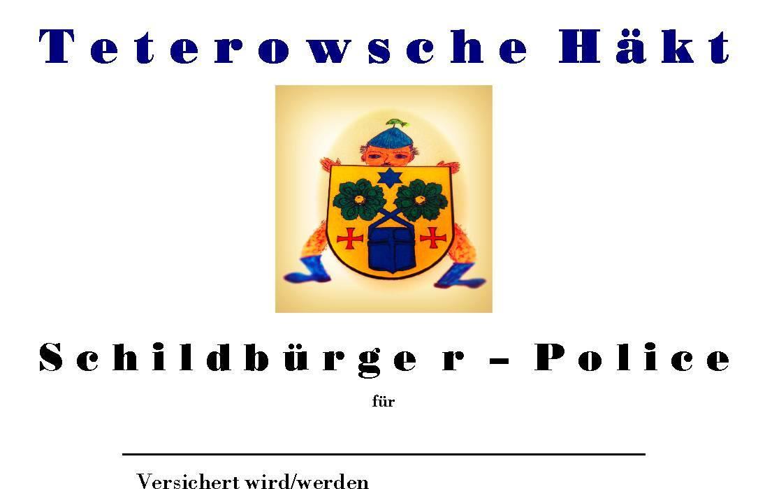 Schildbürger-Police