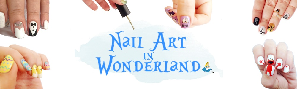 Nail Art in Wonderland