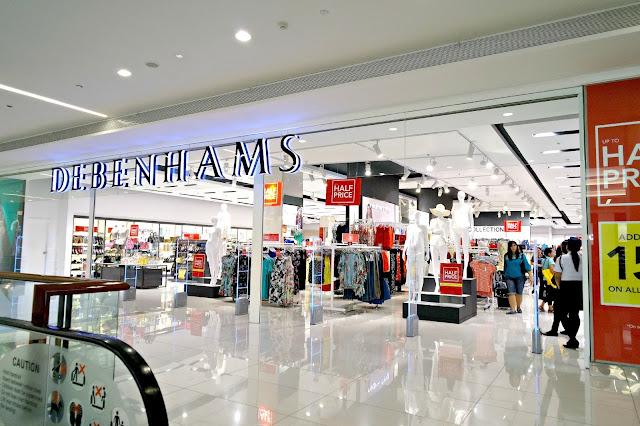 Debenhams Philippines