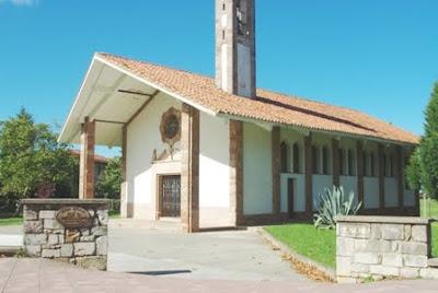 Caravia, Prado, iglesia